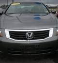 honda accord 2008 gray sedan ex gasoline 4 cylinders front wheel drive automatic 13502