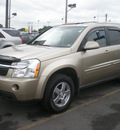 chevrolet equinox 2008 gold suv gasoline 6 cylinders 4 wheel drive automatic 13502