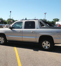 chevrolet avalanche 2005 pewter pickup truck crew cab lt z71 4x4 flex fuel 8 cylinders 4 wheel drive automatic 55318