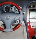 lexus es 350 2009 dk  blue sedan navi gasoline 6 cylinders front wheel drive automatic 55391