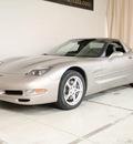 chevrolet corvette 2000 pewter hatchback 5 7 gasoline 8 cylinders rear wheel drive 6 speed manual 55391