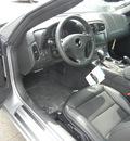 chevrolet corvette 2012 silver ice metallic z16 grand sport gasoline 8 cylinders rear wheel drive automatic 55391
