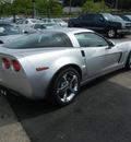 chevrolet corvette 2012 silver ice metallic coupe z16 grand sport gasoline 8 cylinders rear wheel drive automatic 55391