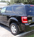 ford escape 2010 black suv xlt flex fuel 6 cylinders front wheel drive automatic 34474