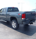 gmc sierra 2500hd 2011 blue denali diesel 8 cylinders 4 wheel drive automatic with overdrive 28557