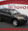 hyundai santa fe 2010 brown suv gls gasoline 4 cylinders all whee drive automatic 79925