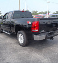 gmc sierra 1500 2011 black sle flex fuel 8 cylinders 4 wheel drive automatic with overdrive 28557