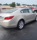 buick lacrosse 2012 gold sedan leather 6 cylinders front wheel drive automatic 28557