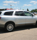 buick enclave 2008 silver suv cxl gasoline 6 cylinders front wheel drive automatic 55318