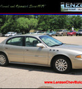 buick lesabre 2005 tan sedan custom gasoline 6 cylinders front wheel drive automatic with overdrive 55318
