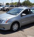 nissan sentra 2010 gray sedan gasoline 4 cylinders front wheel drive automatic 79925