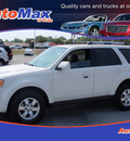 ford escape 2010 white suv limited flex fuel 6 cylinders front wheel drive automatic 34474
