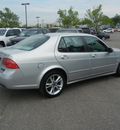 saab 9 5 2007 silver sedan gasoline 4 cylinders front wheel drive automatic 55391