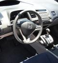 honda civic 2010 white sedan hybrid hybrid 4 cylinders front wheel drive automatic 79925