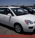 kia rondo 2009 white wagon gasoline 4 cylinders front wheel drive automatic 79925