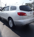 buick enclave 2011 white cxl 1 gasoline 6 cylinders front wheel drive automatic 28557