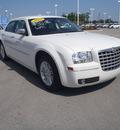 chrysler 300 2010 white sedan touring gasoline 6 cylinders rear wheel drive automatic 28557