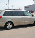 toyota sienna 2006 lt  brown van le gasoline 6 cylinders front wheel drive automatic 56001
