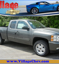 chevrolet silverado 1500 2011 green ltz flex fuel 8 cylinders 4 wheel drive automatic with overdrive 55391
