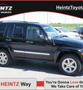 jeep liberty 2007 black suv ltd 4wd gasoline 6 cylinders 4 wheel drive automatic 56001