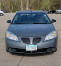 pontiac g6 2008 gray sedan 3 5 gasoline 6 cylinders front wheel drive automatic 55318