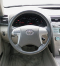 toyota camry 2007 lt  green sedan le gasoline 4 cylinders front wheel drive automatic 56001