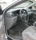 toyota corolla 2006 silver sedan ce gasoline 4 cylinders front wheel drive 5 speed manual 55448