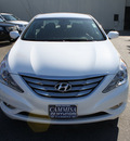 hyundai sonata 2012 white sedan se gasoline 4 cylinders front wheel drive automatic 94010