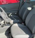 nissan versa 2012 silver sedan sv gasoline 4 cylinders front wheel drive automatic 33884