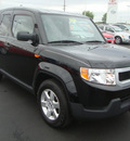 honda element 2010 black suv ex gasoline 4 cylinders all whee drive automatic 45342