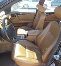 mercedes benz e class 1996 black sedan e320 gasoline 6 cylinders rear wheel drive automatic 75503