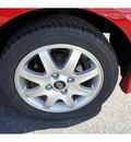 kia spectra 2005 red hatchback spectra5 gasoline 4 cylinders front wheel drive automatic 99336