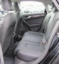 audi a4 2012 black sedan 2 0t quattro premium plus gasoline 4 cylinders all whee drive tiptronic 46410