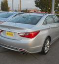 hyundai sonata 2012 radiant silver sedan se 2 0t gasoline 4 cylinders front wheel drive 6 speed automatic 99208