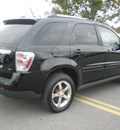 chevrolet equinox 2007 black suv gasoline 6 cylinders all whee drive automatic 13502