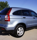 honda cr v 2009 lt  blue suv lx gasoline 4 cylinders front wheel drive automatic 76018