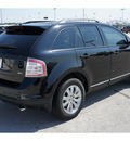 ford edge 2007 black suv sel plus gasoline 6 cylinders front wheel drive automatic 77388