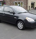 hyundai accent 2009 gray hatchback gs gasoline 4 cylinders front wheel drive automatic 06019