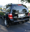 ford escape 2012 black suv xlt flex fuel 6 cylinders all whee drive automatic with overdrive 08753
