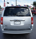 chrysler town and country 2010 silver van touring gasoline 6 cylinders front wheel drive automatic 33021