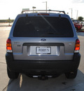 ford escape 2007 gray suv xlt gasoline 6 cylinders front wheel drive automatic with overdrive 76087