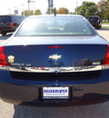 chevrolet impala 2009 dk  blue sedan ls flex fuel 6 cylinders front wheel drive automatic 60007