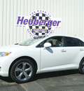 toyota venza 2009 white wagon gasoline 6 cylinders all whee drive automatic 80905