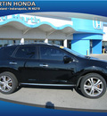 nissan murano 2009 black suv le awd gasoline 6 cylinders all whee drive automatic 46219