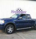 ford f 150 2007 dark blue fx4 flex fuel 8 cylinders 4 wheel drive automatic 80905