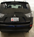 mitsubishi outlander 2008 black suv xls gasoline 6 cylinders all whee drive automatic 44060