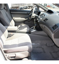 honda civic 2007 silver sedan ex gasoline 4 cylinders front wheel drive automatic with overdrive 77037