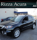 acura rdx 2011 black suv tech sh awd gasoline 4 cylinders all whee drive automatic with overdrive 60462