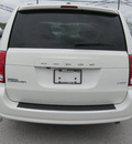 dodge grand caravan 2012 white van crew flex fuel v6 front wheel drive automatic 45840