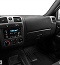 gmc canyon 2012 silver sle 1 gasoline 5 cylinders 2 wheel drive 4 speed automatic 45036